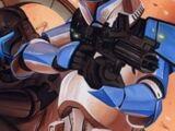 Null-class Advanced Recon Commando