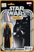 Star Wars Darth Vader Vol 1 1 Action Figure A Variant
