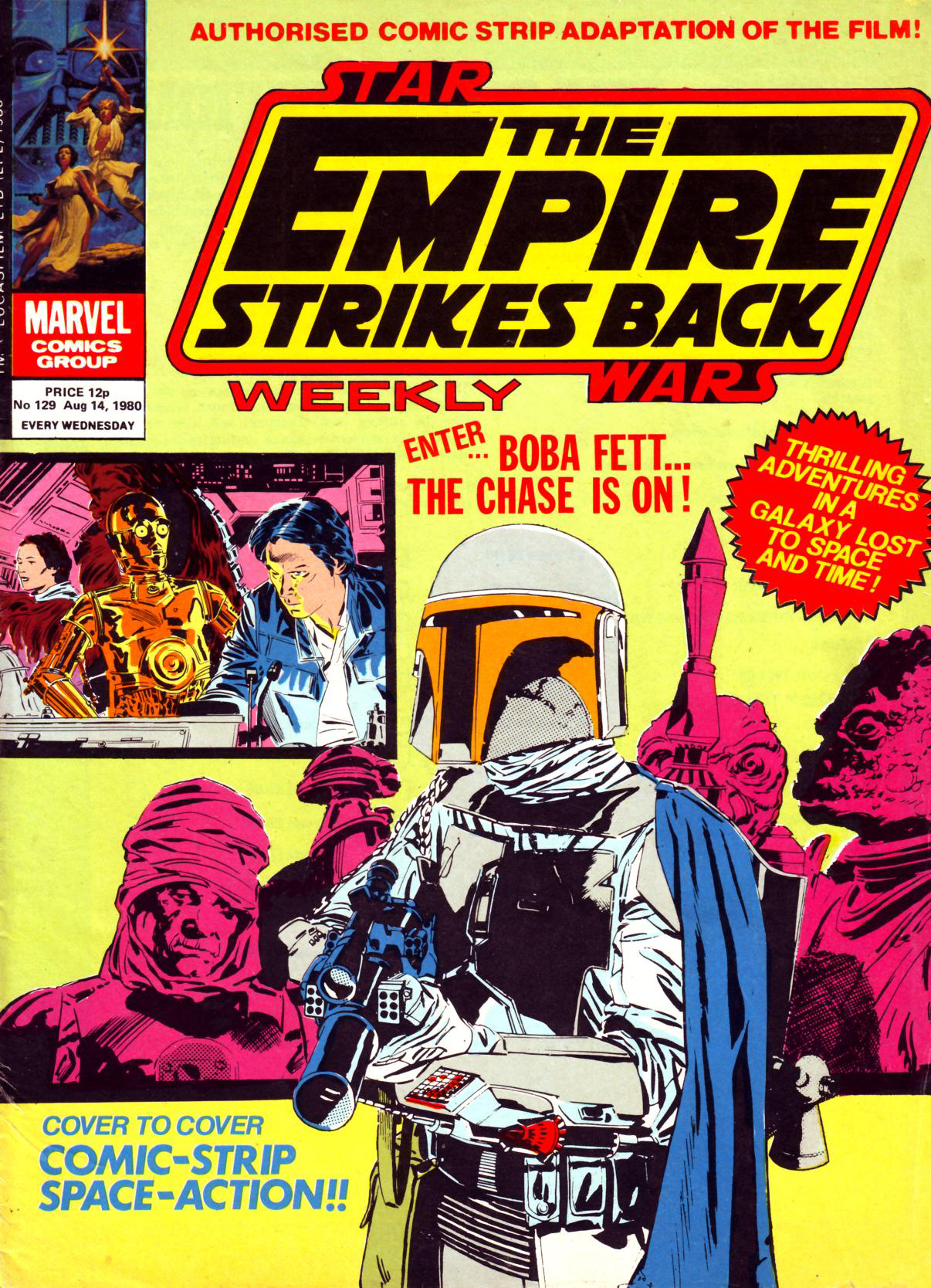 The Empire Strikes Back Weekly 129