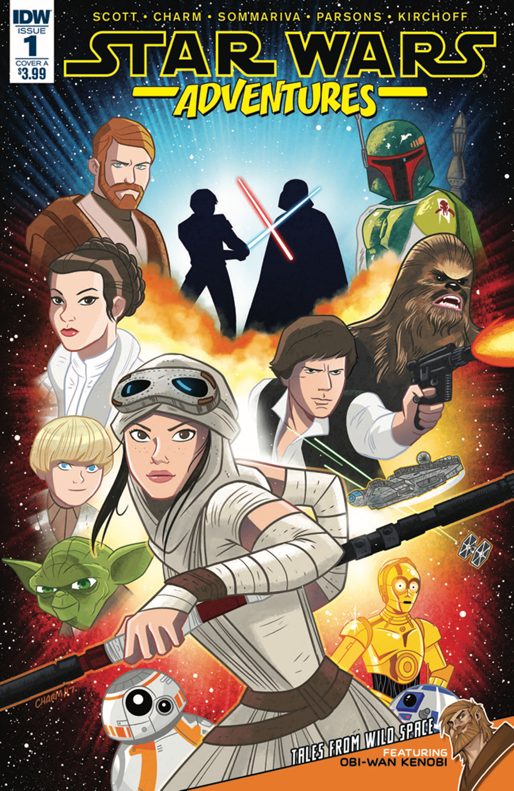 Star Wars Adventures (2017) 1
