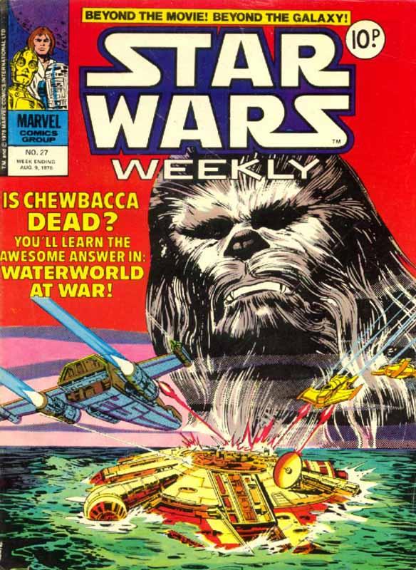 Star Wars Weekly 27