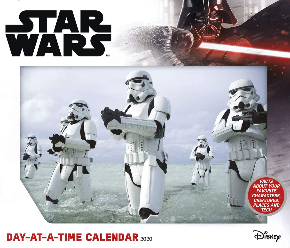 Star Wars Day-at-a-Time Calendar 2020 ...