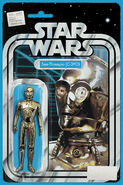 Star Wars Vol 2 5 Action Figure Variant