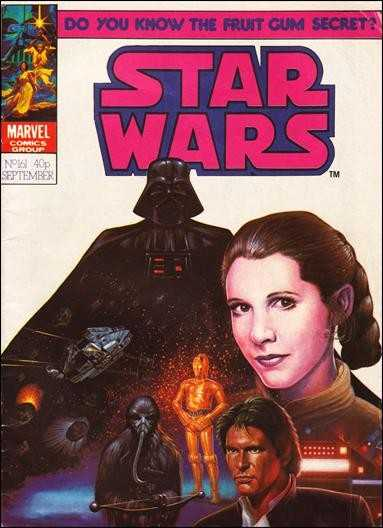 Star Wars Monthly 161