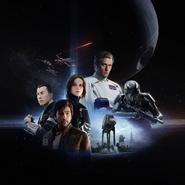 SW Rebellion Rise of the Empire box art Darren Tan
