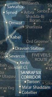 Sanrafsix Corridor