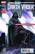 Star Wars Darth Vader 1 4th Printing