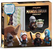 Star Wars The Mandalorian Crochet cover