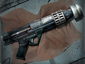 C-10 heavy blaster pistol/Legends