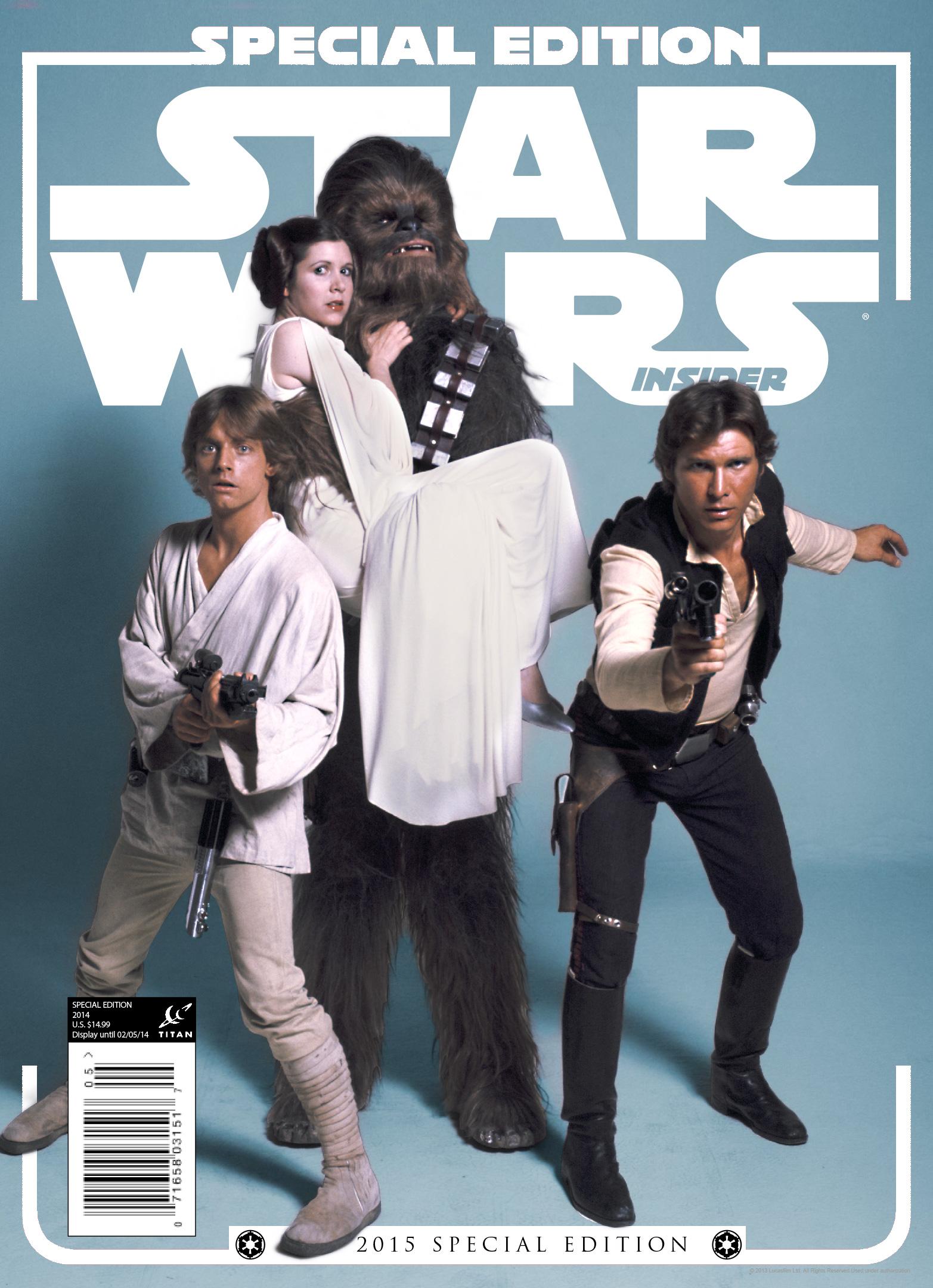 Star Wars Insider Special Edition 2015