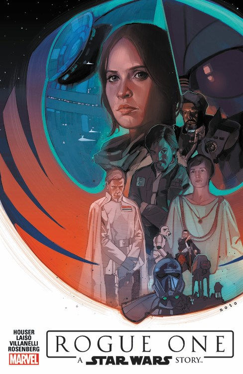 Star Wars: Rogue One Adaptation (TPB)