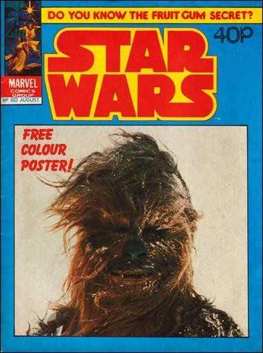 Star Wars Monthly 160