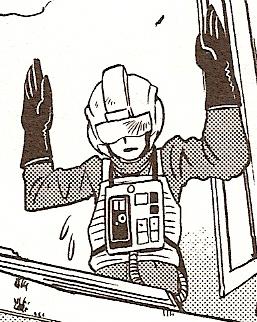 Downed Rebel pilot