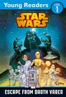 Escape from Darth Vader Egmont Cover