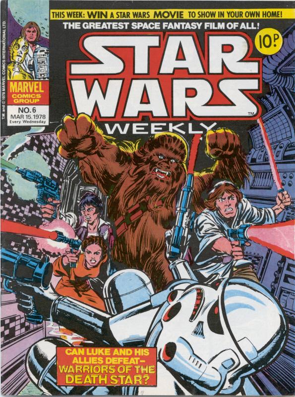 Star Wars Weekly 6