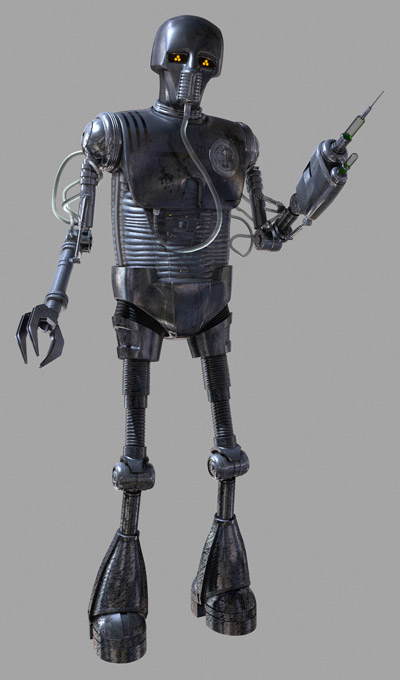 2-1B-series medical droid