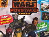 Star Wars Povstalci: Magazín