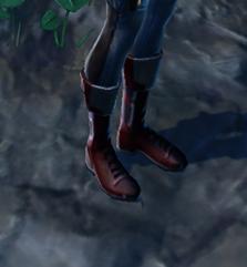 Adarian traveler's sandals