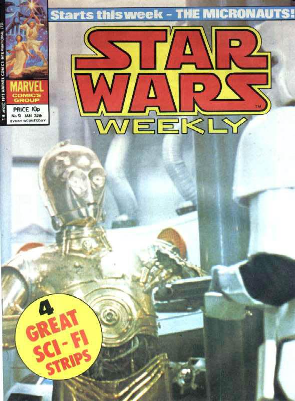 Star Wars Weekly 51