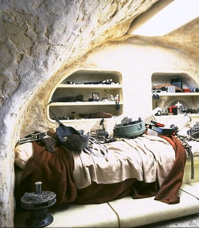 Skywalker Hovel Anakin's Room