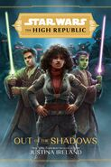 Star Wars The High Republic Out of the Shadows final cover