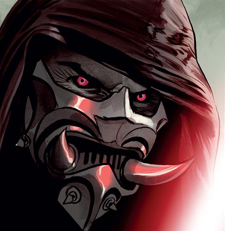 Unidentified Knight of the Sith