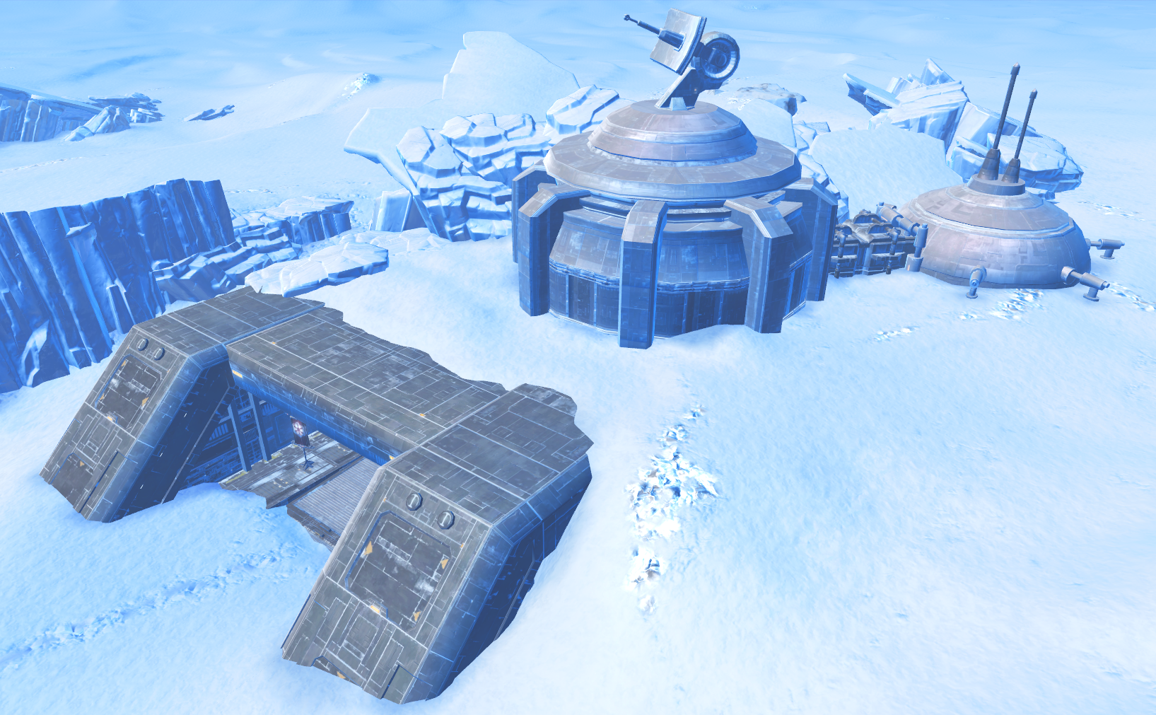 Drift Hills Imperial Outpost