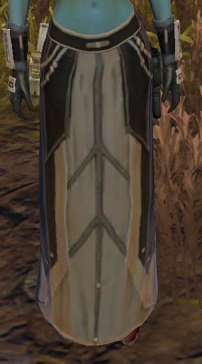 Ithorian mariner's loose wrap