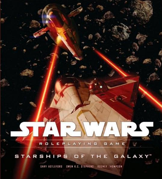 Starships of the Galaxy (2007)
