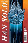 Star Wars Han Solo 1 Millennium Falcon