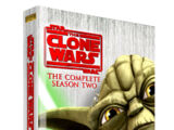 Star Wars: The Clone Wars The Complete Season Two