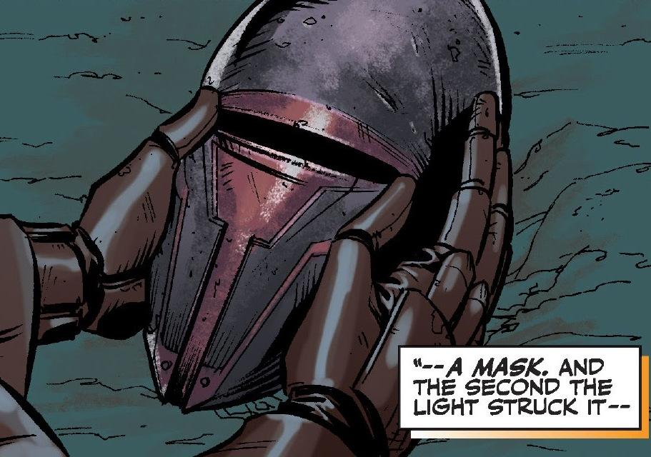 Revan's mask