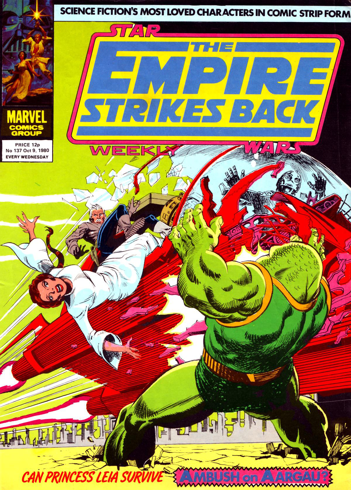 The Empire Strikes Back Weekly 137