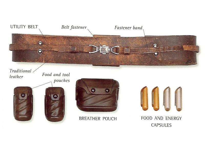 Jedi utility belt