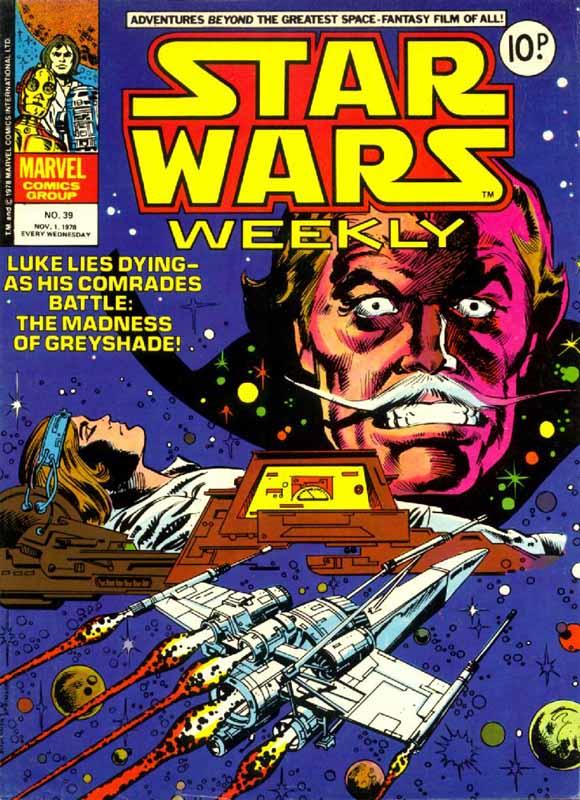 Star Wars Weekly 39