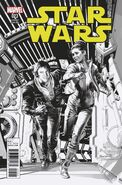 Star Wars 23 Sketch