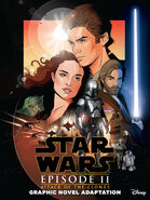 Attack of the Clones Graphic Novel Adaptation cover