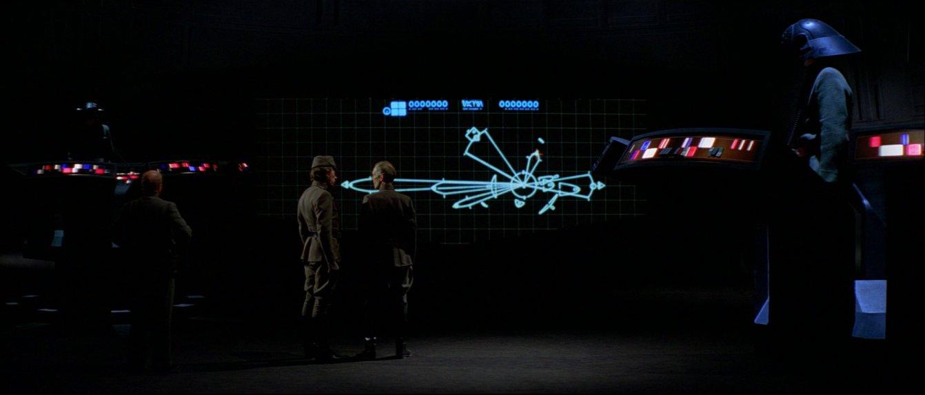 Death Star Overbridge