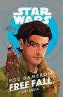 Poe Dameron Free Fall Final Cover
