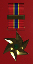 Admiral of the Fleet Commendation
