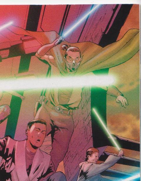Unidentified Anomid Jedi