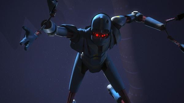 E-XD Infiltrator Droid