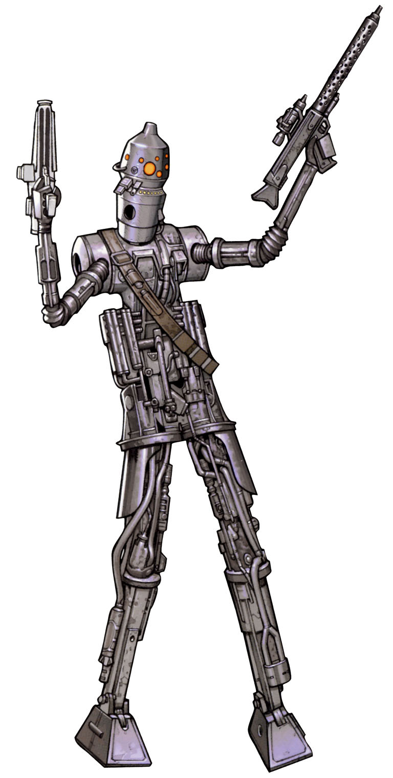 IG-88's Droid Army