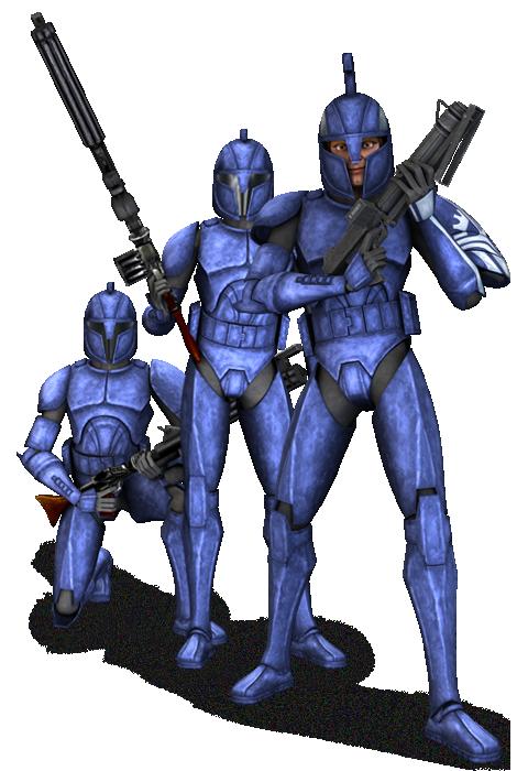 Senate Guard/Legends