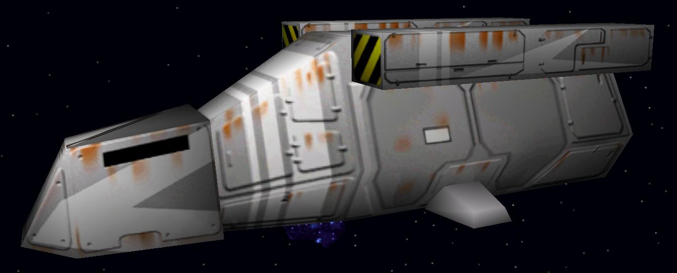 Dagger (Delta-class DX-9 stormtrooper transport)