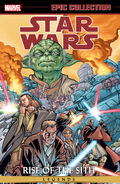 Star Wars Legends Epic Collection Rise of the Sith Vol 1 1