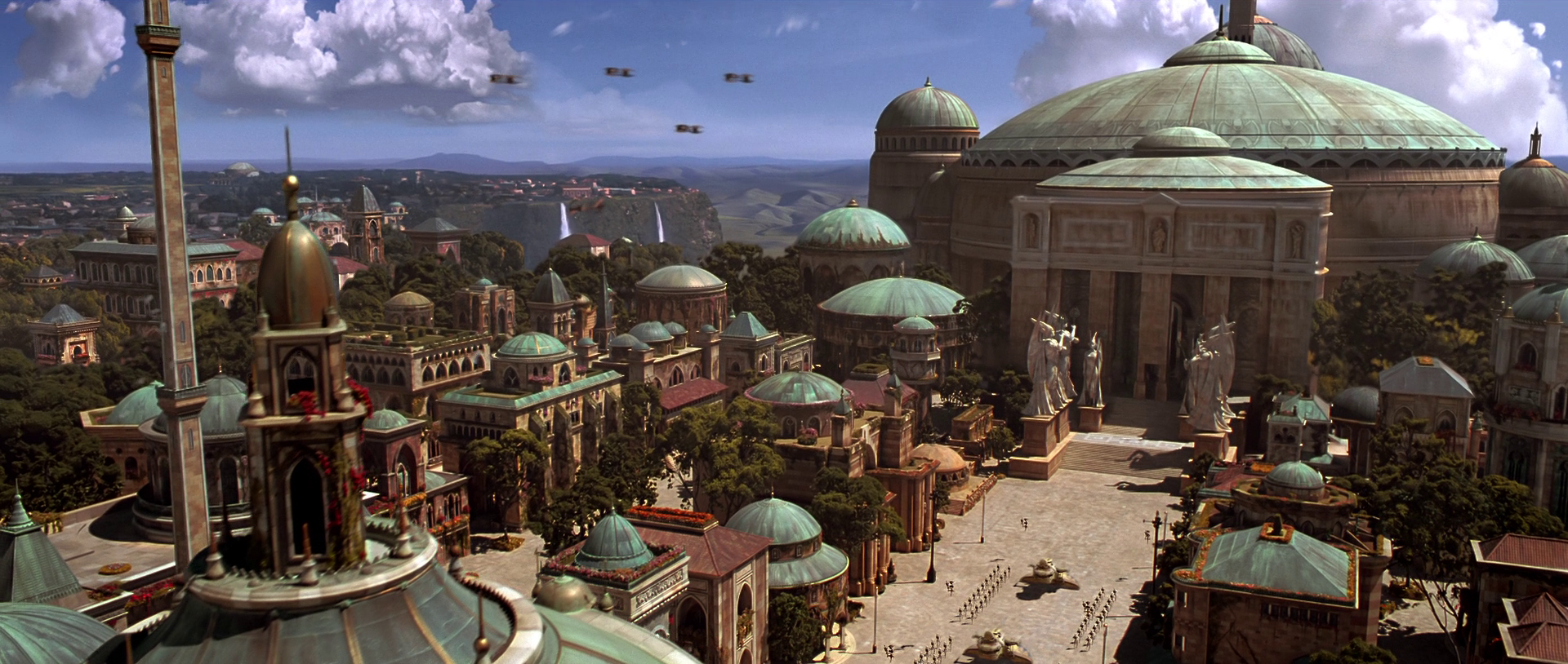 Capture of Theed