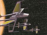 X-83ツインテール・スターファイター