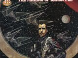 X-Wing Rogue Squadron 25: The Making of Baron Fel