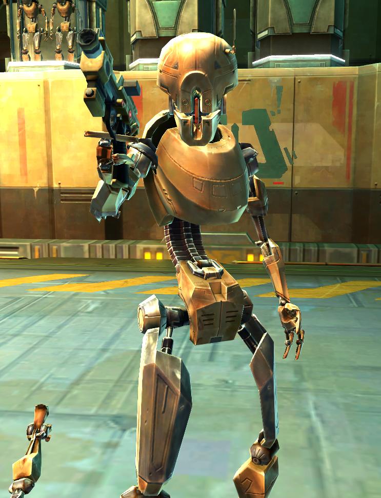 Builder Droid BD-17